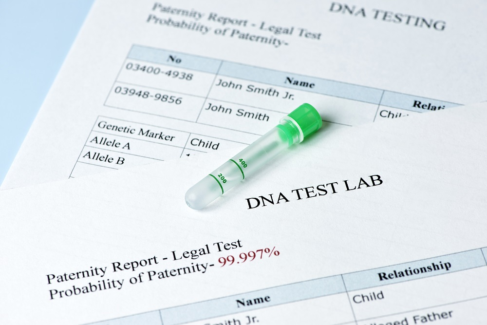 Top 5 Things You Should Know about DNA Paternity Tests